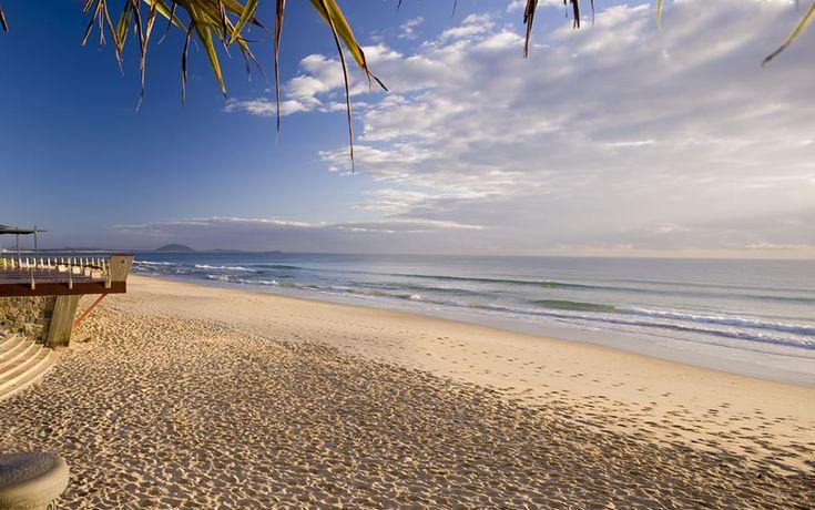 Mooloolaba Beach - Sunshine Coast - Australia