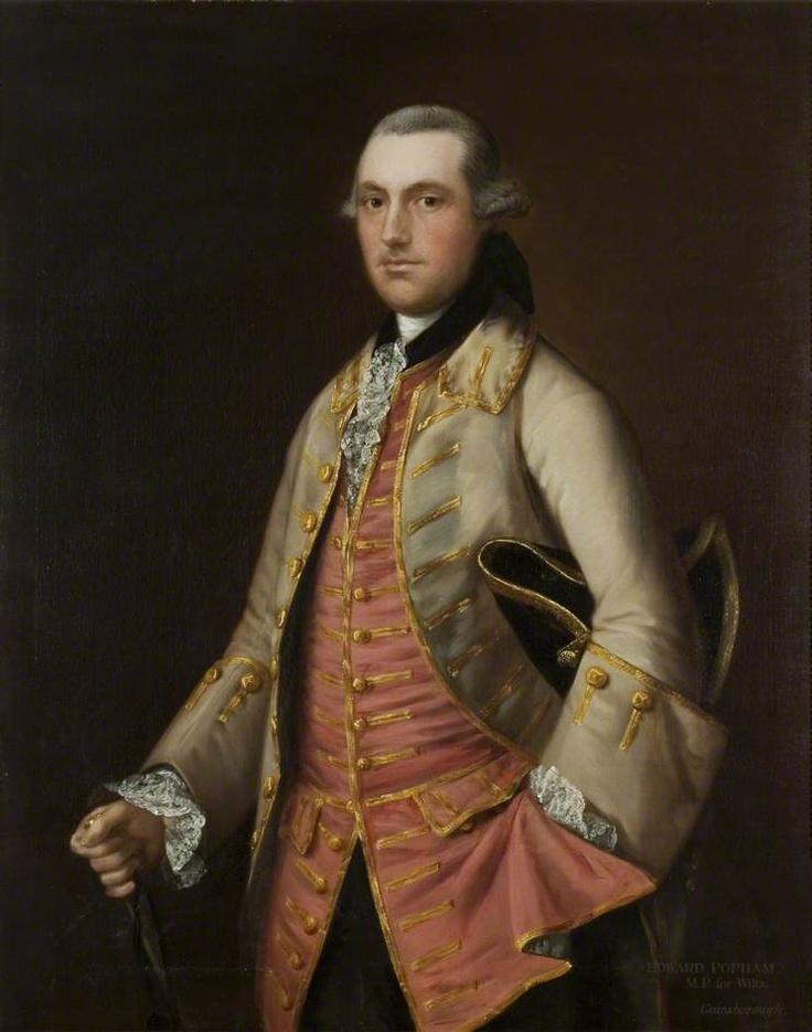 William Leyborne Leyborne, Thomas Gainsborough, c.1763 (Bristol Museum and Art Gallery)