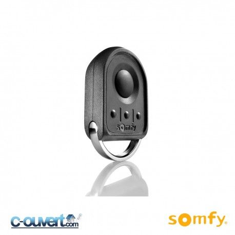 T l commande keygo rts 4 canaux pour volet portail et for Porte telecommande