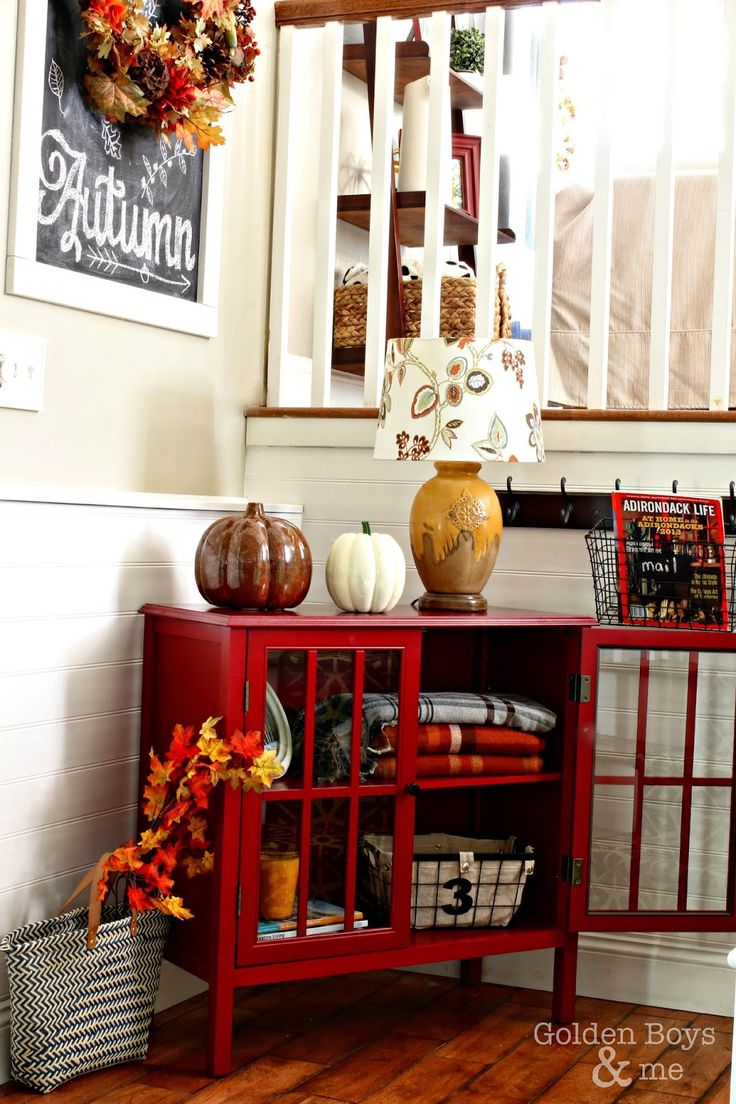 132 Best Fall Decor Images On Pinterest Fall Seasonal
