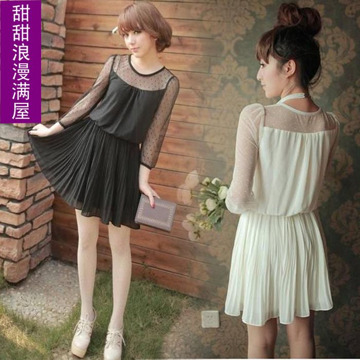 Cheap Dresses on Sale at Bargain Price, Buy Quality dress bling, dress up dolls 2, dress penny from China dress bling Suppliers at Aliexpress.com:1,clothes design details:pleated, gauze 2,Combination form:separate 3,Gender:Women 4,waist type:elastic waist 5,front fly:pullover