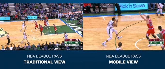 NBA League Pass is launching Mobile View to make it more enjoyable to watch games on your phone Read more Technology News Here --> http://digitaltechnologynews.com Co-managed by Turner and the NBA NBA League pass is the leagues product that lets users live stream every game all season long. The product costs $199.99 for every team or $119.99 for one team and games can be watched on most connected devices including your phone tablet or smart TV. But heres the thing: the stream that League…