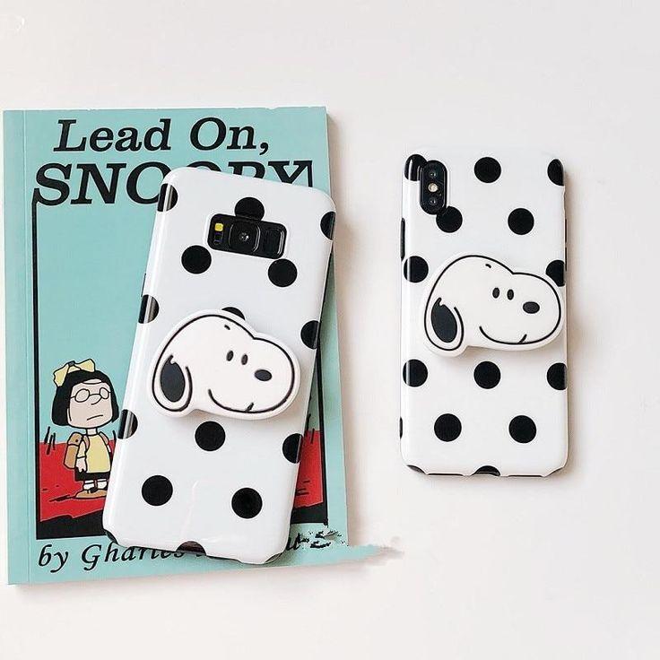 Cute snoopy phone case cute phone cases iphone cases