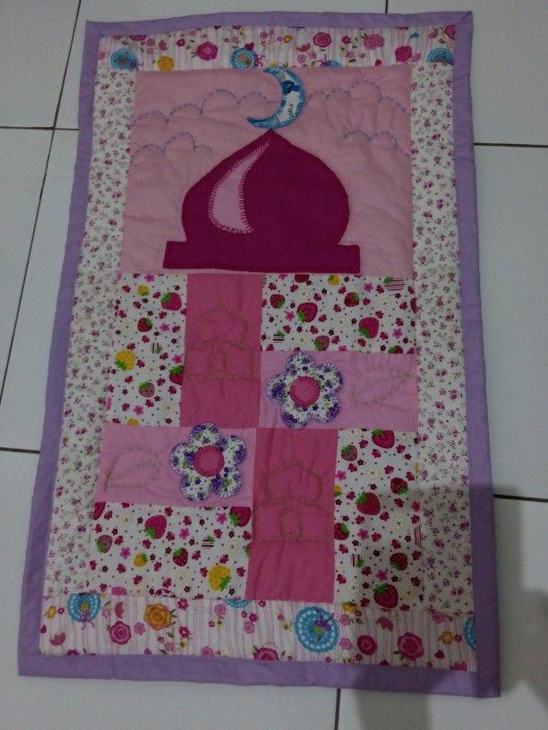 sajadah perca for kid
