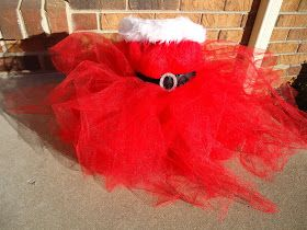 Mrs.Claus outfit