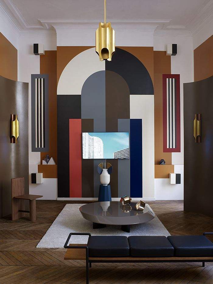 24 Beautiful Art Deco Home Interiors Art Deco Interior Design