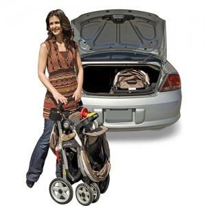 ¿Qué es primero, el auto o la carreola?