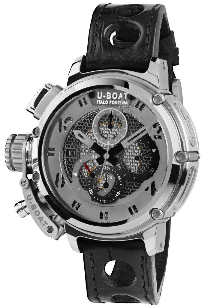 @uboatuk Watch Chimera Net Tungsten Limited Edition #add-content #basel-16… - cheap mens dress watches, mens watches online, buy online mens watches