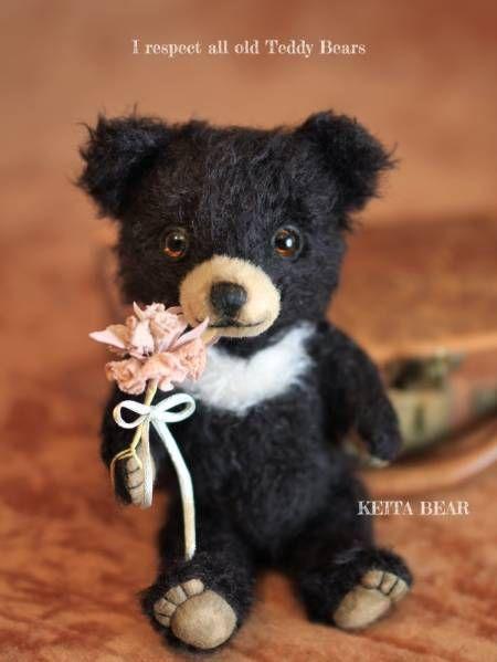 KEITA BEAR 3月 オールドベア ヴィンテージ黒小熊…の価格比較|おもちゃ、ゲーム|ヤフオク(ヤフーオークション)落札相場- オークファン(aucfan.com)