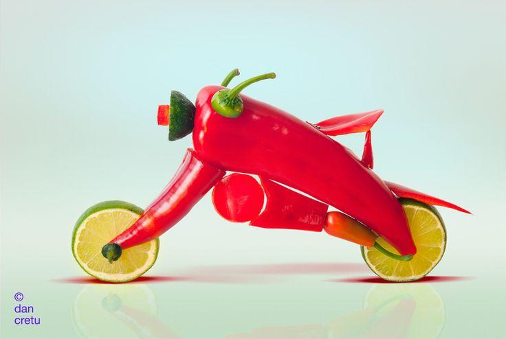 'Hot Chopper!' by Dan Cretu, via 500px