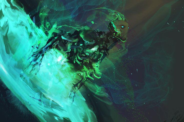 Lazarus Pit by cobaltplasma on DeviantArt