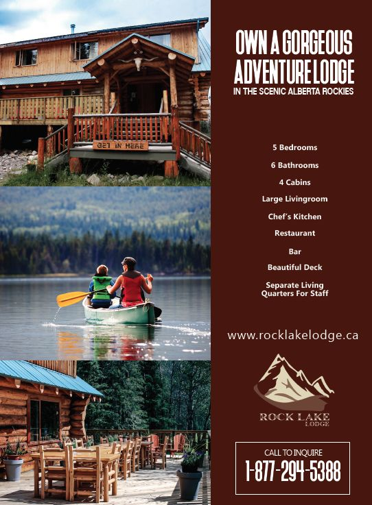 Rock Lake Lodge - AD