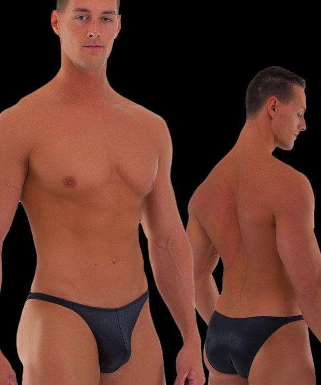 Men posing bikini