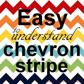 Chevron Stripes Chevron Pattern Tutorial http://www.mommyiscoocoo.com/  Ah! It's really that easy. Bring it on hipster room ;)