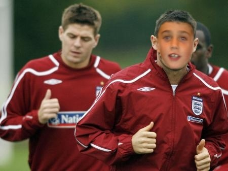Tom training with Stevie G (FaceInHole)
