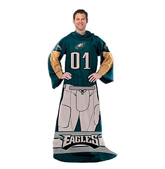 NFL® Philadelphia Eagles Full Body Player Comfy Throw