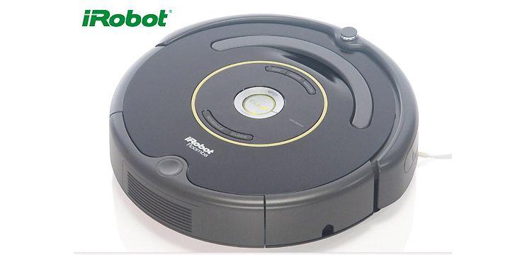 Aspiradora robot Roomba 650 de iRobot. AHORRO 23%. 335€. #ofertas #descuentos