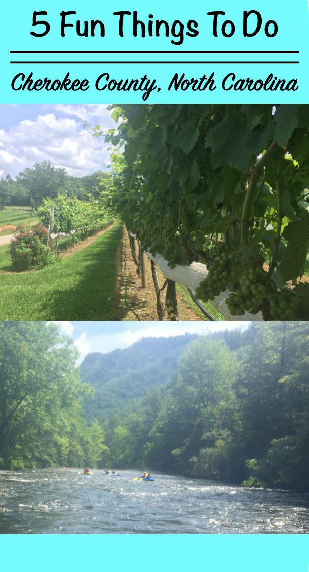Life's Sweet Journey: 5 Fun Things to do in Cherokee County, North Carolina