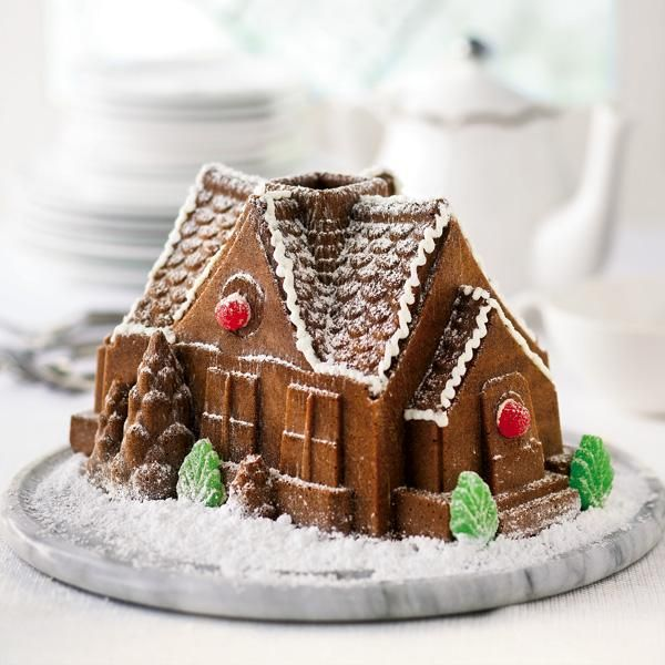 On pinterest gingerbread houses ceramics and shaving cream