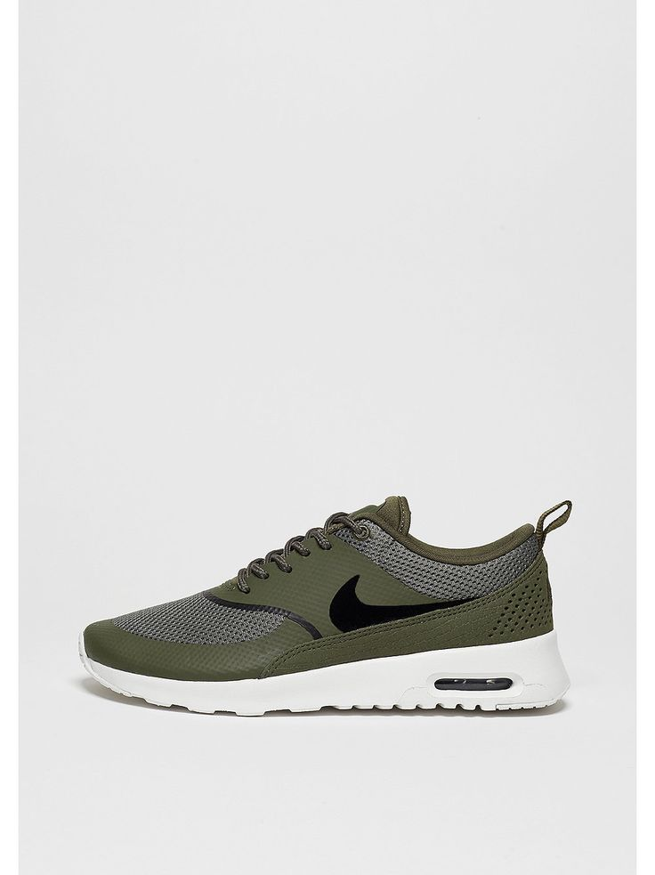 NIKE Air Max Thea med olive/black/summit white