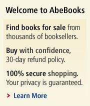 ABE Books is short for American Bookseller's Enclave, and I often find hard-to-find books, out-of-print books and regular books for a huge discount.