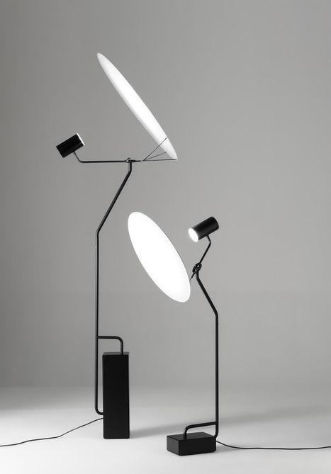 Cedric Ragot Full Moon Lamp for Roche Bobois