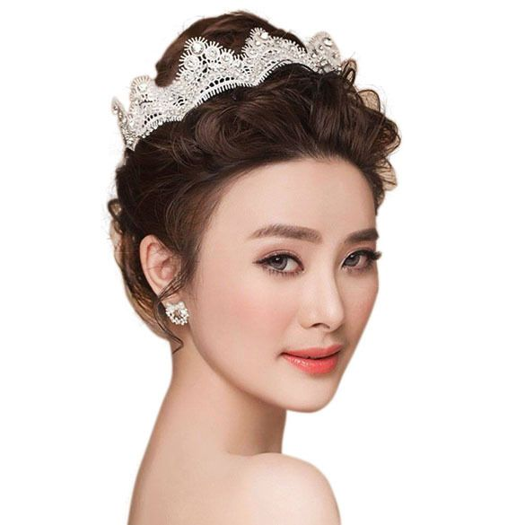 Cheap accessories feather, Buy Quality promotional computer accessories directly from China promotion theme Suppliers:                  Features -100% Brand New and High Quality -Lace crown is set with rhinestone,make you look be