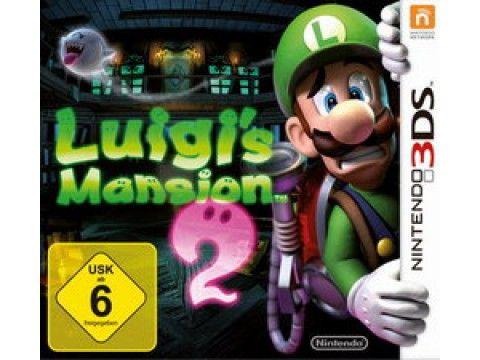 Luigi Mansion 2  3DS in Actionspiele FSK 6, Spiele und Games in Online Shop http://Spiel.Zone