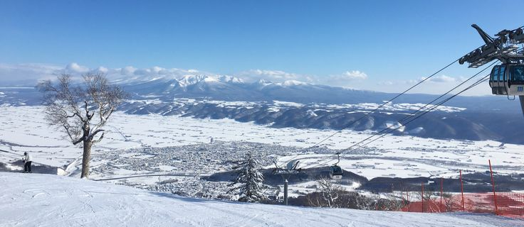 Where and what we ate in Furano and Niseko.
