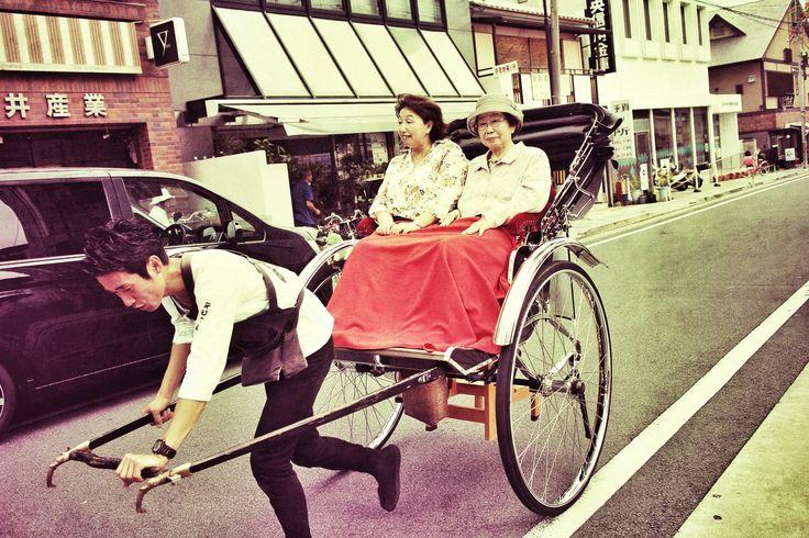 Rickshaw Ride | Arashiyama | Kyoto | Japan