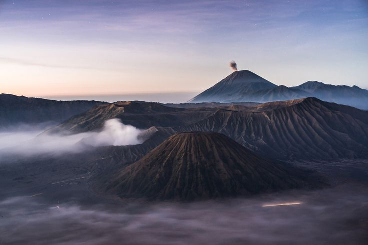 """12. """"Volcanos At Twilight"""", by Lisa Vaz, from Portugal 