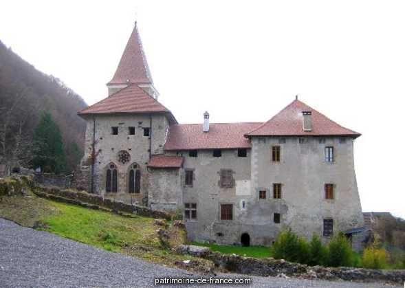 Prieuré (ancien) à Meillerie