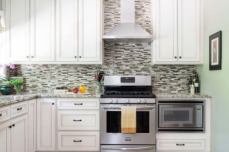 Кухонные лайф-хаки: Где расположить микроволновую печь