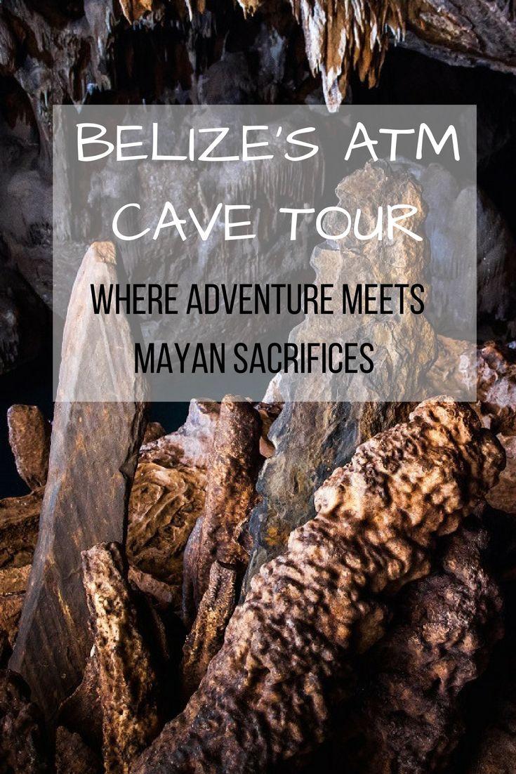 Belizeu0027s ATM cave tour Where adventure meets