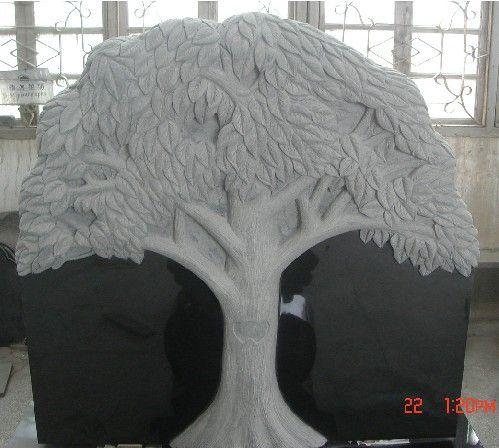 Tombstone design | ... >American Tombstone >Granite Tombstone, Carving Tombstone Design