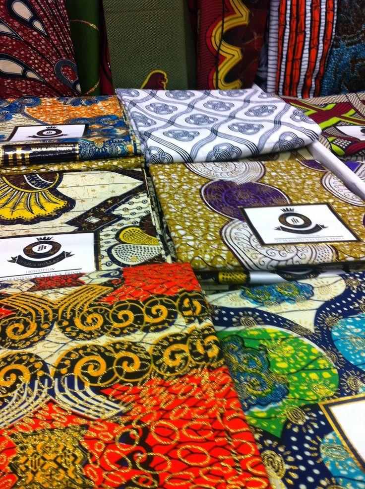 Mikwabô Bénin !: Visiter Cotonou : Où acheter du tissu wax ?