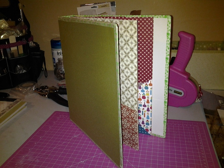 """The teaser for my """"Creative Card Carrier"""" Project, stay tuned for the finished photos on my blog next week!"""