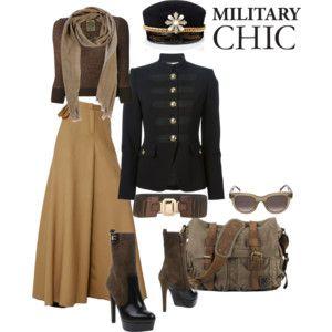 Военный шик