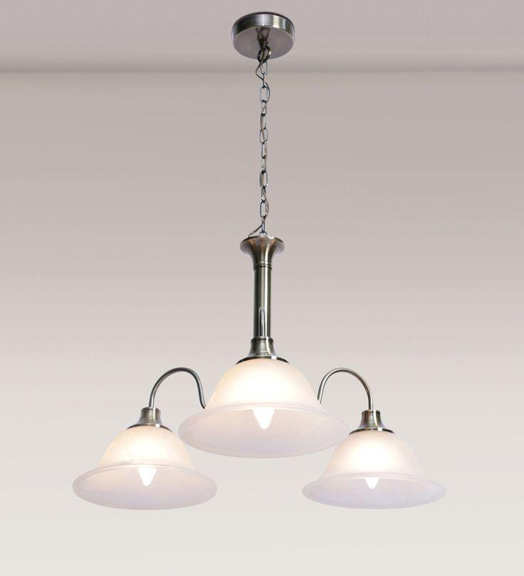 Buy Philips 37715_6 3 Lights Chandelier Online - Chandeliers - Chandeliers - Pepperfry