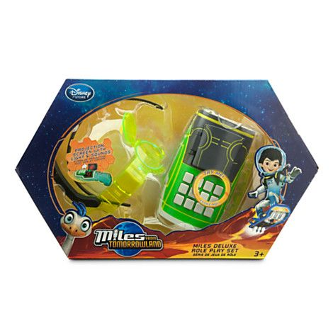 Miles from Tomorrowland Deluxe Role Play Set