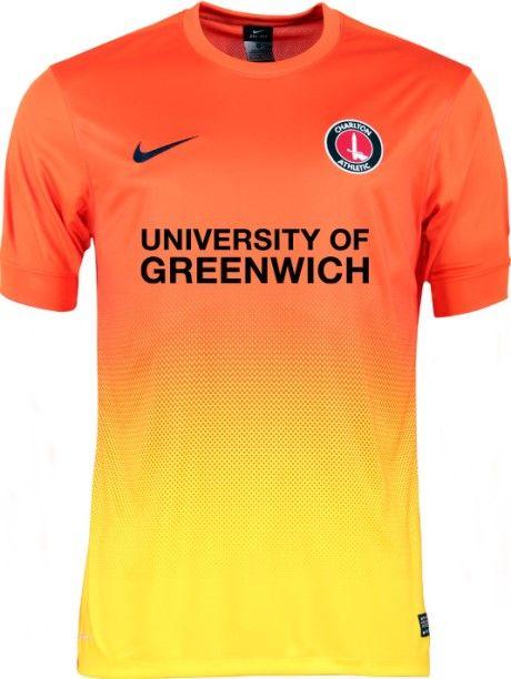Charlton Athletic Third Kits 14/15- Nike