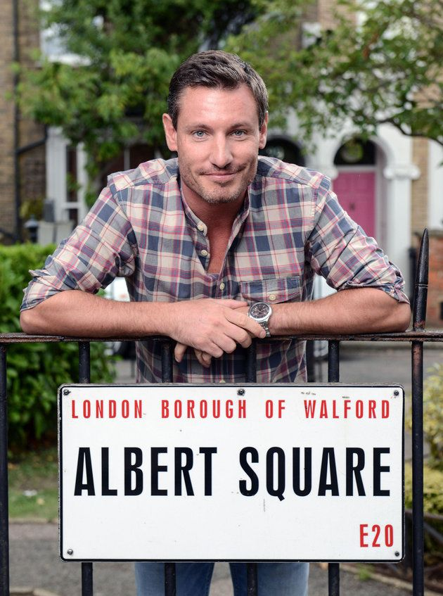 (Image-BBC) 'EastEnders': 11 Current Mysteries We Desperately Need Answers To: 11. Why on earth did they bring back Robbie Jackson? We guess we'll never know why the people in charge thought it was necessary to bring back Dean Gaffney's hapless character.