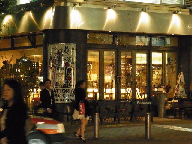 外観写真 : パリアッチョ 丸の内仲通り店 (TRATTORIA&ITALIAN BAR PAGLIACCIO) - 二重橋前/イタリアン [食べログ]