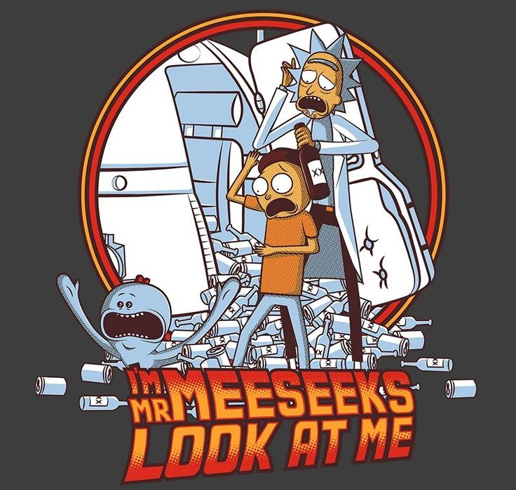 Back to the Dimension C-137 T-Shirt $10 Rick and Morty tee at RIPT today only!