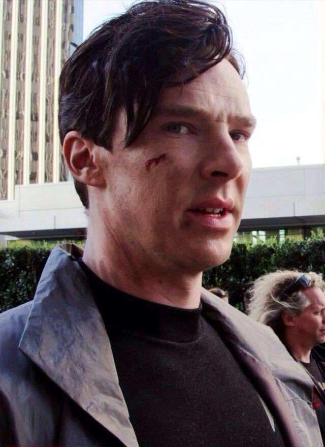 Benedict Cumberbatch ~ Khan ~ Star Trek Into Darkness