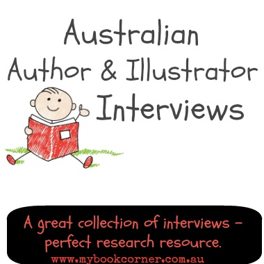 a fun collection of interviews with Australian authors and illustrators. A great resource.