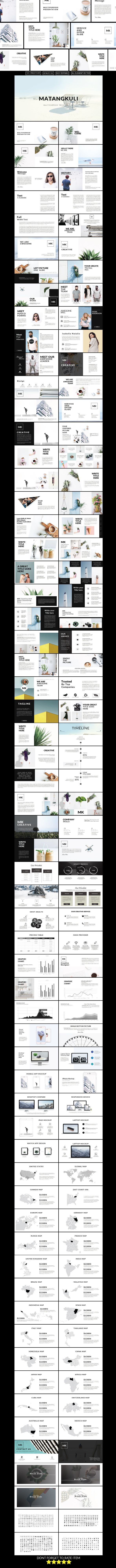 Matangkuli Multipurpose Keynote Template