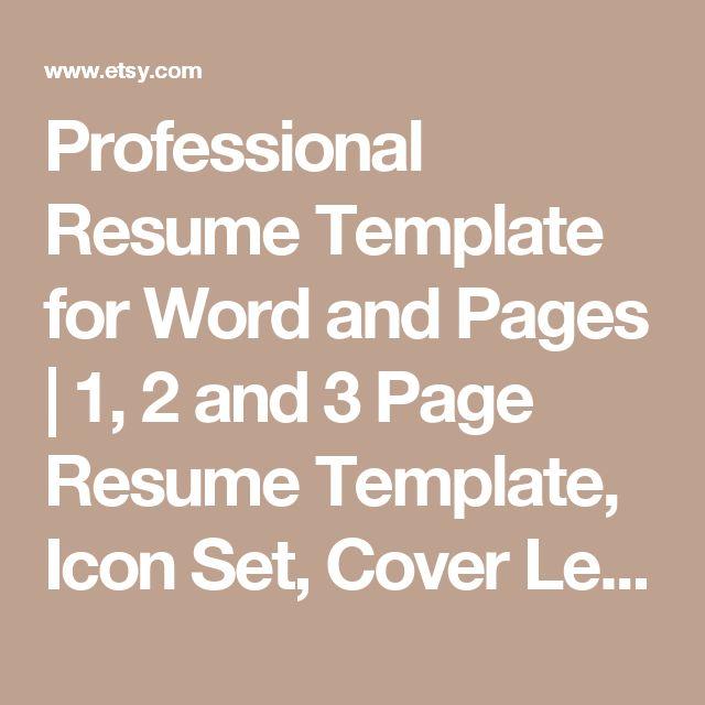 17 beste ideer om Professional Cover Letter Template på Pinterest - cover letter for online job application