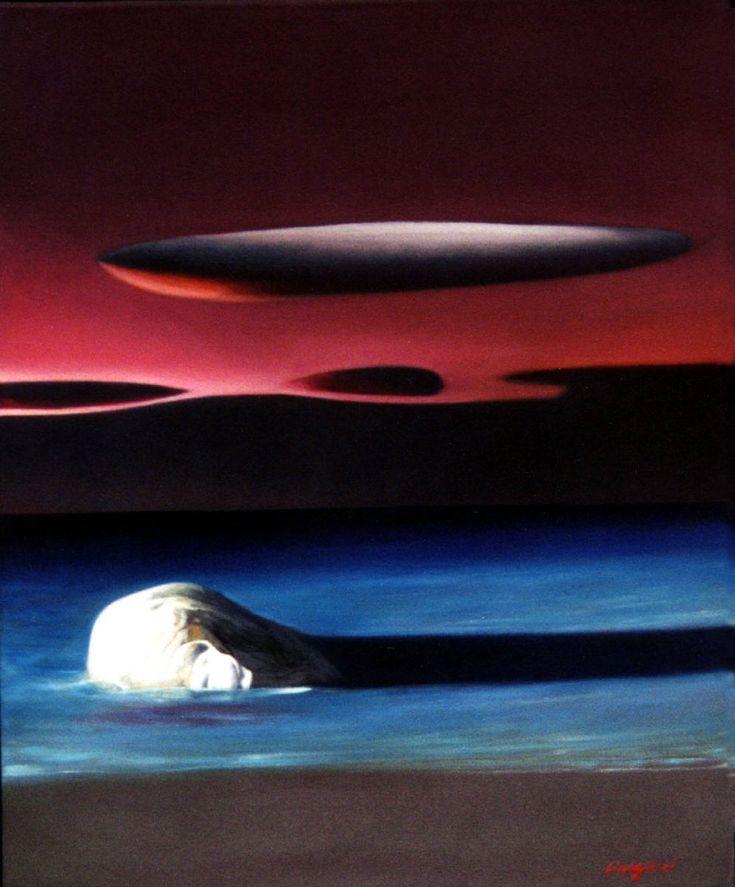 Artist:   Liang Wei, Title: Drifting