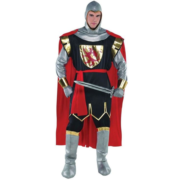 Lannister Army Soldier Knight Costume